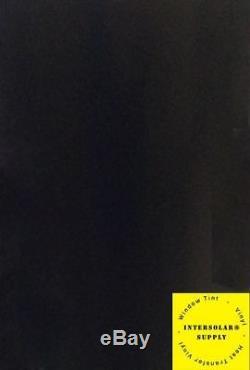 Roll Black Vinyl 24 x 50 yards (150 Feet) Plotter Cutter Liquidation