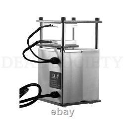 Rosinbomb Rocket Electric Digital Fully Automatic Countertop Heat Press Rosin