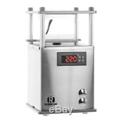Rosinbomb Rocket Personal Rosin Press Rosin Press for Solventless Extraction