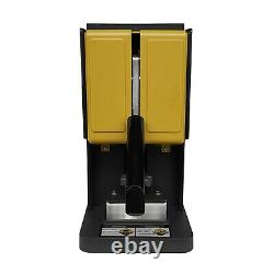 Rosineer PRESSO Personal Rosin Press, 1500+ lbs, Dual-Heat Plates, Gold Yellow