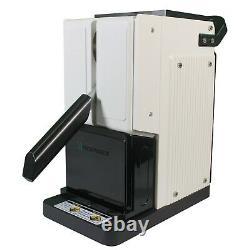 Rosineer PRESSO Personal Rosin Press, 1500+ lbs, Dual-Heat Plates, Ivory