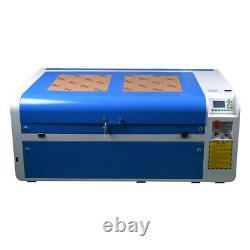 Ruida DSP1060 100W Co2 Laser Cutting Engraver Machine Auto Focus XY Linear Guide