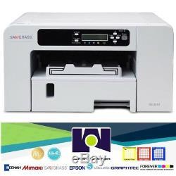 Sawgrass SG400 Virtuoso Printer WITHOUT INK, FREE Design Studio, FREE Shipping