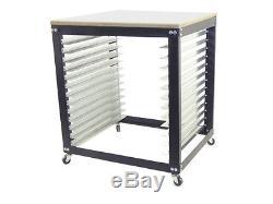 Screen Printing Shop Rack / Cart / Storage / Holder / Frame / Press FREE GIFT
