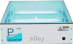Screen Printing UV Exposure Unit