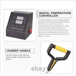 Secondhand 5 in 1 15 X 15 Heat Press 360 Degree Swivel Heat-Press Machine