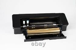 Silhouette Cameo 4 Midnight Black UK plug, 3 year warranty Cutting Machine