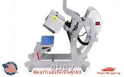 Stahls Hotronix Auto Cap Heat Press STXC-120 (3.5 x 6)