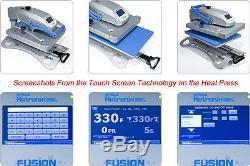 Stahls Hotronix Fusion Heat Press XF 16x20 FREE SHIPPING