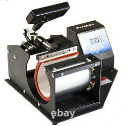 Tassenpresse Transferpresse Hitzepresse Thermo Plotter Presse Tassen bedrucken
