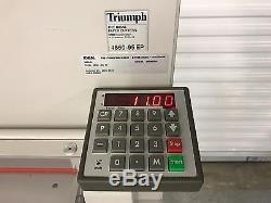 Triumph 4850-95 EP Paper Cutter