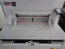 Triumph 5255 Automatic Paper Cutter -CT