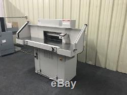 Triumph 5551-EP 06 Hydraulic Paper Cutter