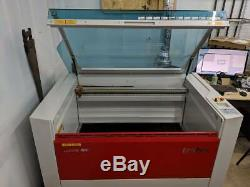 Trotec speedy 400 Professional CO2 Laser Engraver 80 Watt