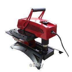 US Stock 16 x 20 Manual T-shirt Sublimation Heat Press Machine New Swing Away
