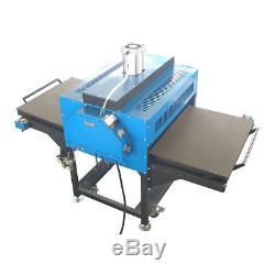 USA NEW 39x47 Pneumatic Double-Working Table Large Format Heat Press Machine