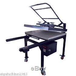 USA STOCK! 31 x 39 Large Format T-shirt Sublimation Heat Press Machine