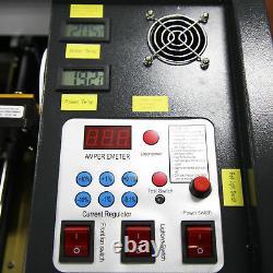 USB 40W 300200mm CO2 LASER ENGRAVING CUTTING MACHINE Cutter Engraver Machine