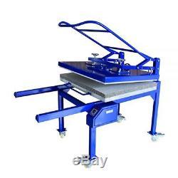 USStock! 31x39 (80x100cm) Large Format T-shirt Sublimation Heat Press Machine