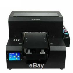 UV DTG Printer Smart Functional A4 Printer For Clothing, Metal, Plastic, Wood