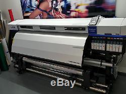 Used Epson Surecolor S70 (Starter Inks Not Included RIP Software Included!)