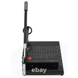 VEVOR 12 A4 Width Guillotine Paper Cutter Heavy Duty Stack Paper Trimmer