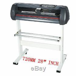 Vinyl 720mm Cutting Plotter Sign Cutters 28 Printer Sticker