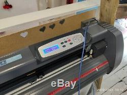 Vinyl Cutter Plotter 28 Inch Business Sign Sticker Cutting Making