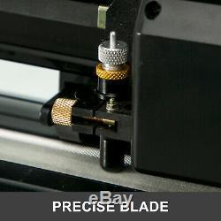 Vinyl Cutter Plotter Cutting 53 Sign Maker Sticker Print Wide Format Cut Device